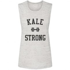 Vegetarian I'm Kale Strong