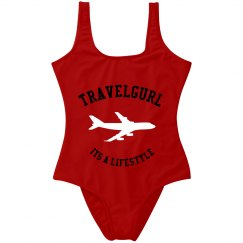 TRAVELGURL swimsuit