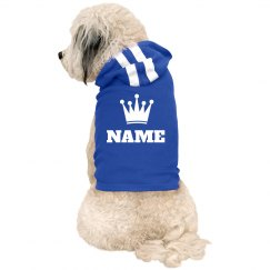 Custom Name For King Dog Apparel