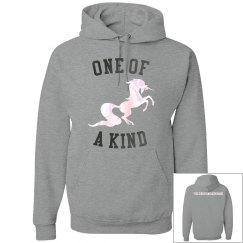 One of a kind hoodie