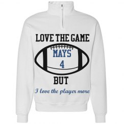 Love the player more