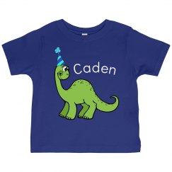 Boy Dinosaur Birthday