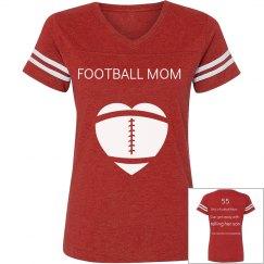 Football mom 🏈