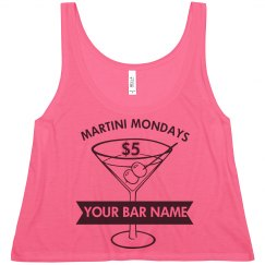 Martini Monday Bar