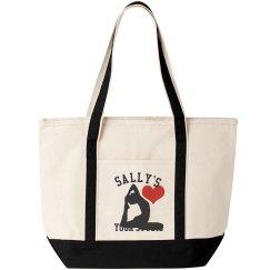 Custom Yoga Studio Bag