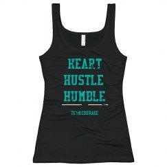 Heart Hustle Humble Tank