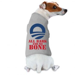 Anti Obama All Bark
