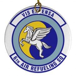 6 ARS Ornament