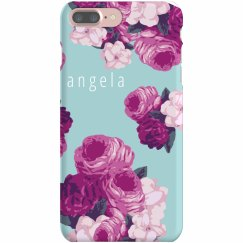 Custom Floral Smartphone Case