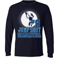 Jump Shot Girl