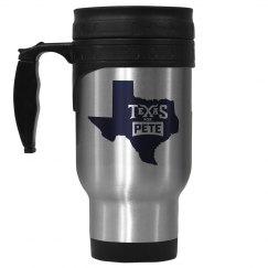 State Logo - Stainless Steel Mug