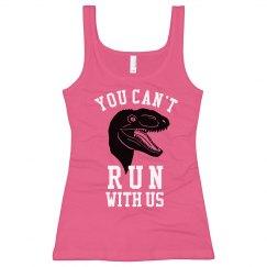 Raptors Run Together