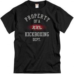 Kickboxing dept.
