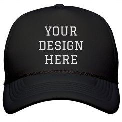 Design A Baseball Sports Cap