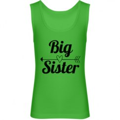 Youth Jersey Neon Tank Top
