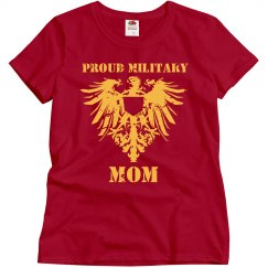 Military Mom: Distressed