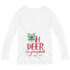 Oh Deer I'm Pregnant Maternity