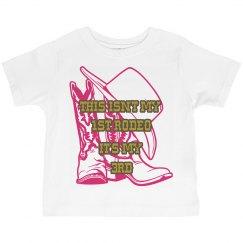 3rd Birthday Shirt