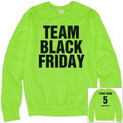 Be Seen Friday Team Girl2