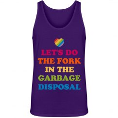 The Fork In The Garbage Disposal