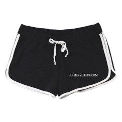 Johnny Dappa Trading Co. Ladies Running Shorts