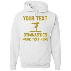 Custom Gymnastics Hoodie