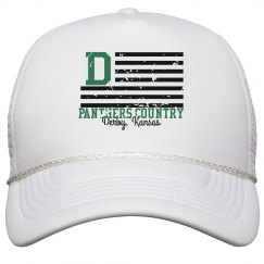 Panther Country Trucker Hat