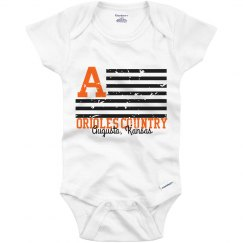 Orioles Country Infant