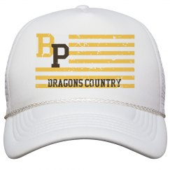 Dragons Country Trucker Hat