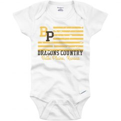Dragons Country Infant