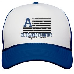 Bluejays Country Trucker Hat