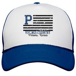 Vikings Country Trucker Hat