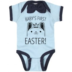 Baby's First Easter Bodysuit Bunny
