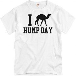 I Heart Hump Day Mens