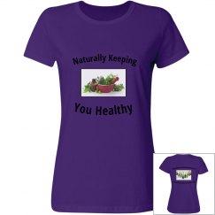 Naturally Keeping You Healthy