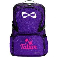 Custom Nfinity Sparkle Backpack