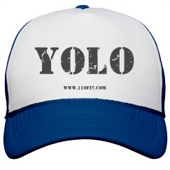 YOLO - You Only Live Once - Baseball Hat