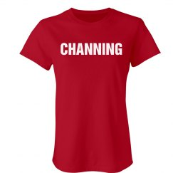 Channing All Over My