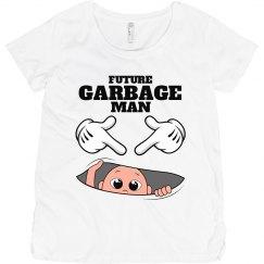 Maternity. Garbage Man