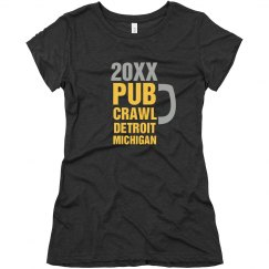 Big Text Beer Crawl