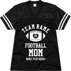 Custom Plus Size Jersey For Moms