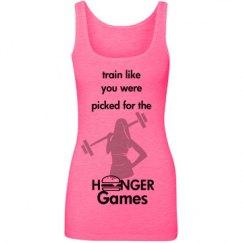 hunger games train