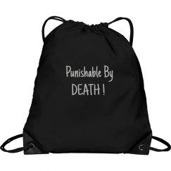 """TREASON Bag: """"Punishable By DEATH!"""""""