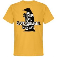 Save Penguins