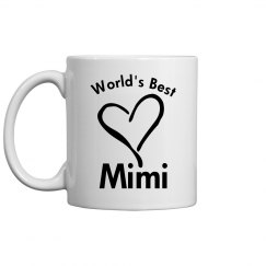 World's Best Mimi