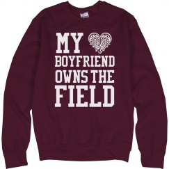 My Boyfriend Owns Lacrosse Field
