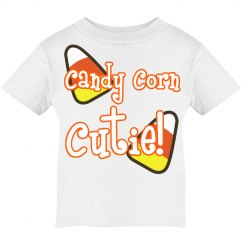 Candy corn cutie