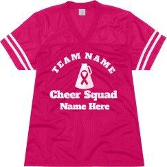Think Pink Cheer Team