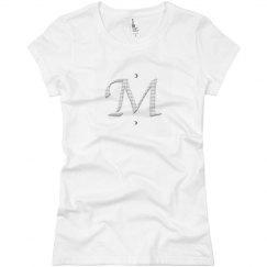 Mud-di Signature M Junior Tee