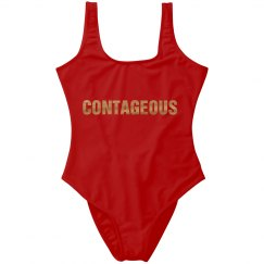 Contageous Bathing Suit